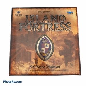 Island Fortress Bryan Johnson Frost Forge Games